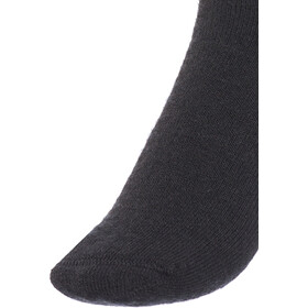Woolpower 400 Logo Socks black